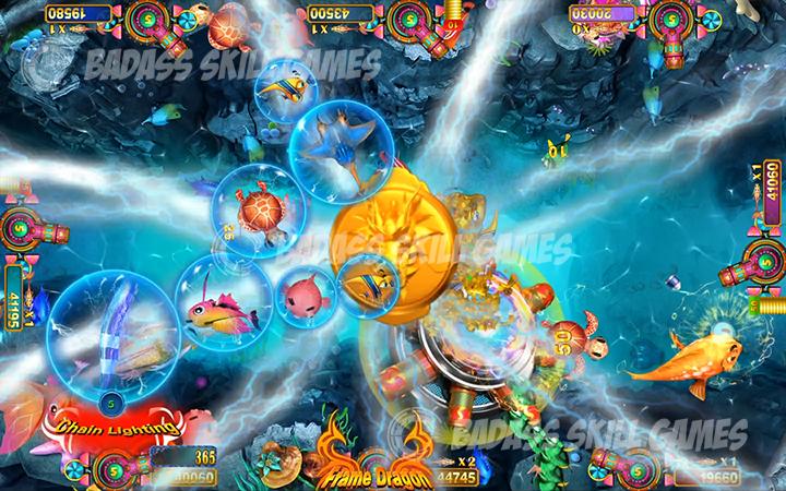 Fish Games USA Fish Tables Tiger Strike Phoenix Ocean King